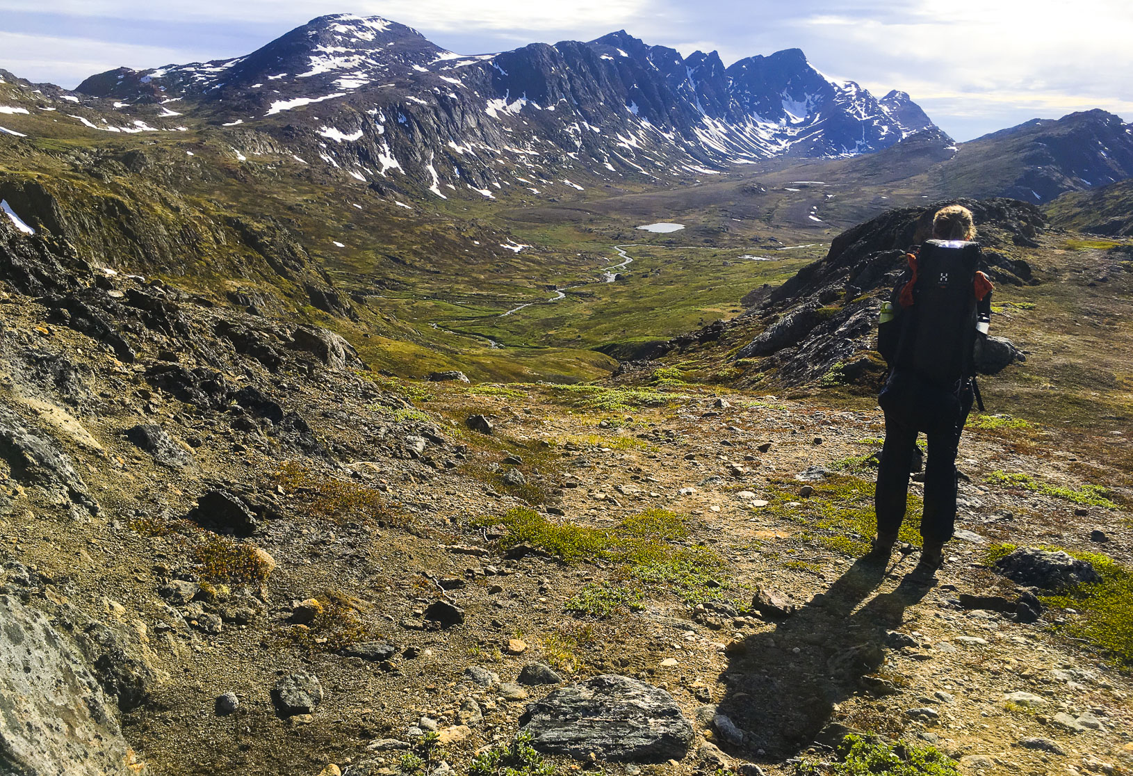 Arctic Circle Trail. Photo: Bo Normander