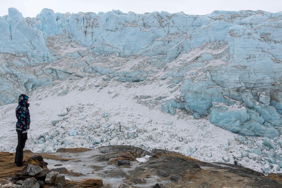 Russels Glacier