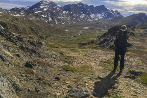 Arctic Circle Trail. Photo: Bo Normander